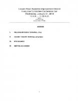 1-31-18 Executive Committee Conference Call Agenda