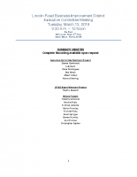 3-13-18 Executive Committee Meeting Minutes