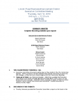4-12-18 Executive Committee Meeting Minutes